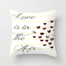Love is Throw Pillow