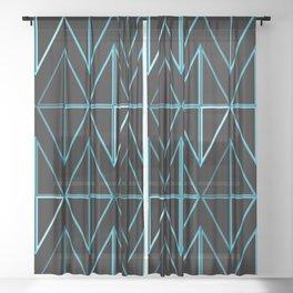 GEO BG Sheer Curtain