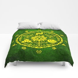Legend Of Zelda  Comforters