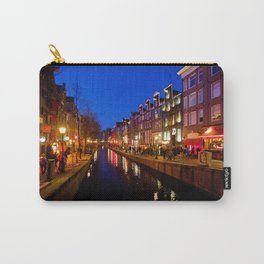 Red Lights Carry-All Pouch
