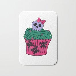 cutie pie cupcake Bath Mat