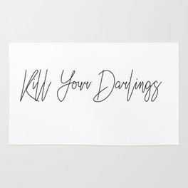 kill your darlings Rug