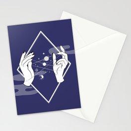 I rule my world Stationery Cards