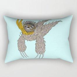 Impulsive Sloth Rectangular Pillow