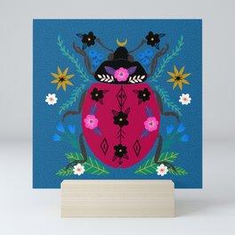 Ladybug wonder Mini Art Print