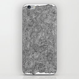 Topo-Graphic iPhone Skin