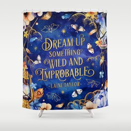 Dream up Shower Curtain