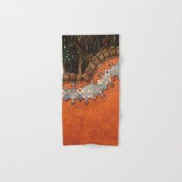 Mexican Tile Hand & Bath Towel