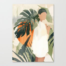 Jungle 3 Canvas Print