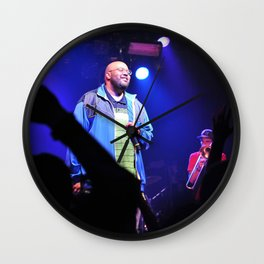 Gift of Gab Wall Clock