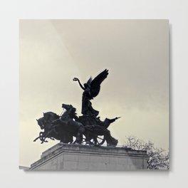 Boudicca's Statue Metal Print