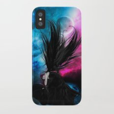 Love will tear us apart iPhone X Slim Case