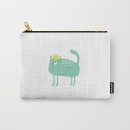 Princess Kitty Winkle Carry-All Pouch