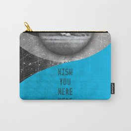 Wish you were here (Rocking Love series) Carry-All Pouch