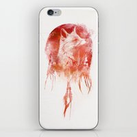 mars iPhone & iPod Skins featuring Mars by Robert Farkas