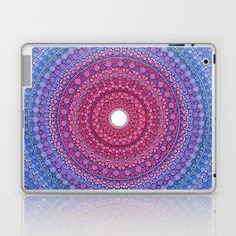 Keeping a Loving Heart Mandala Laptop & iPad Skin