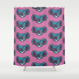 Bada$$ Koala Shower Curtain
