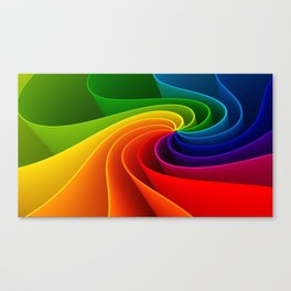 Abstract3 Canvas Print