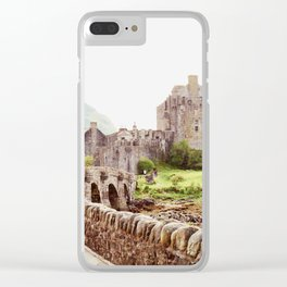 Way to Skye Clear iPhone Case