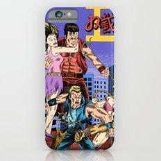 Double Dragon II iPhone 6s Slim Case