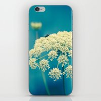 lace iPhone & iPod Skins featuring Lace by Olivia Joy StClaire