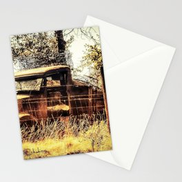 Model T Truck Stationery Cards