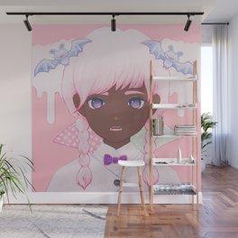 Pastel Vampire Wall Mural