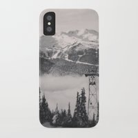 canada iPhone & iPod Cases featuring Canada by SarahS