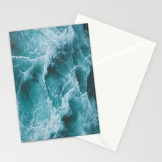 Electric Ocean Stationery Cards