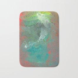 Tornado Nebula Bath Mat