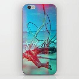 Weathered Lore iPhone Skin