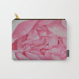 Peony after the rain. Carry-All Pouch