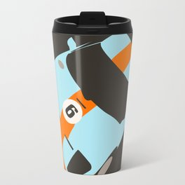 Orange Notch - Ford GT40 Race Car Travel Mug