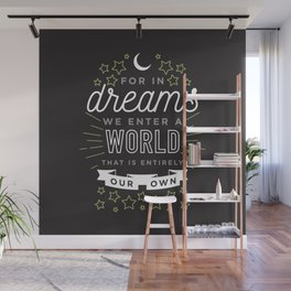 Dreams Wall Mural