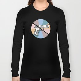No Guns 1 Long Sleeve T-shirt