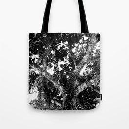 Mad tree Tote Bag