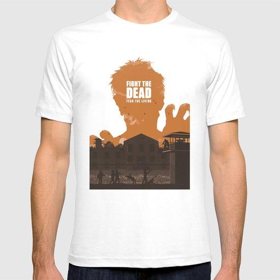 The Walking Dead Prison Walkers T-shirt