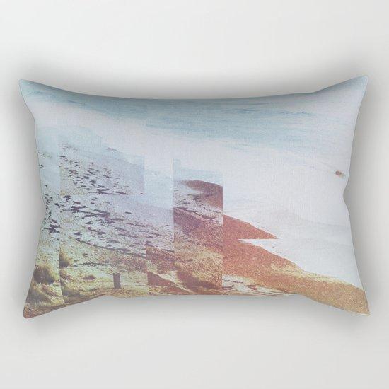 Fractions A03 Rectangular Pillow