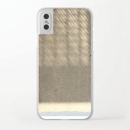 Shafted Clear iPhone Case