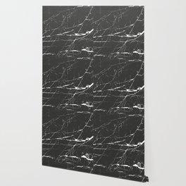 Black & White Marble Wallpaper