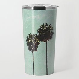 Brisbane Palm Trees Travel Mug