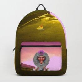 Snow Monkey Backpack
