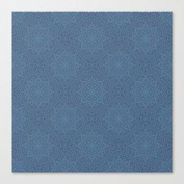 Mandala 55 Canvas Print