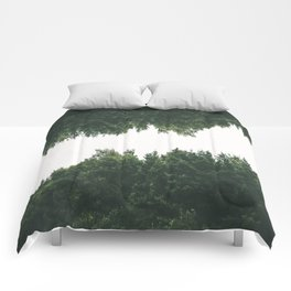 Forest Reflections VI Comforters