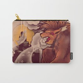 Valley of the Fallen Star Carry-All Pouch