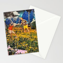 rebarbative pacification Stationery Cards