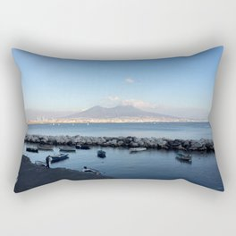 Picture of the Golfo di Napoli , Italy Rectangular Pillow
