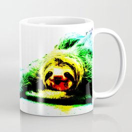 A Smiling Sloth II Coffee Mug
