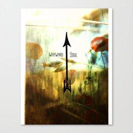 Wayward Soul Canvas Print