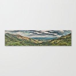 Parahyba Valley Canvas Print